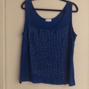Excellent condition Calvin Klein Tank
